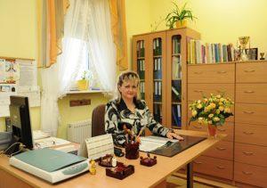 Dyrektor: mgr Teresa Fijałkowska